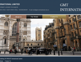 GMT INTERNATIONAL LIMITED